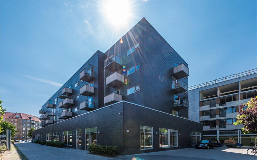 Residencia Hørgården en Copenhague