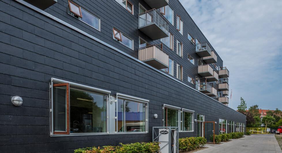 Proyecto Hørgården Copenhague
