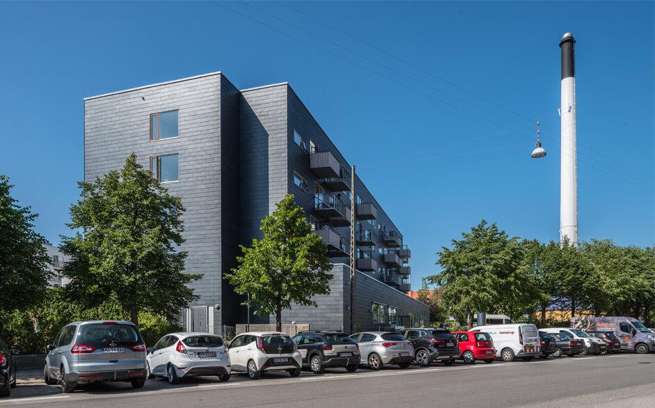 residencia Hørgården cupaclad 201 Vanguard