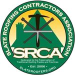 Slate Roofing Contractors Association logo