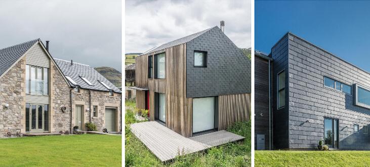types-facades-house