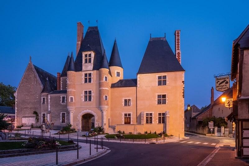 chateau des stuarts