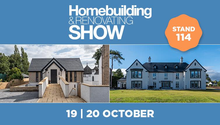 Homebuilding & Renovating Show Edinburgh 19