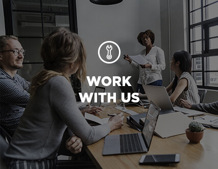 Would you like to join our team?