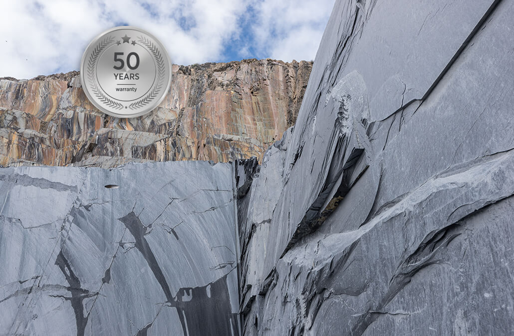 slate quarry in spain