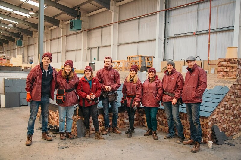 Cupa Pizarras Hosts Architects For Hands On Training In