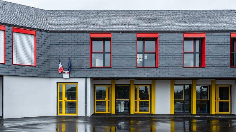 l'école de Ledeuix