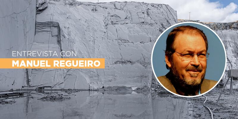 Entrevista Manuel Regueiro colegio oficial Geólogos