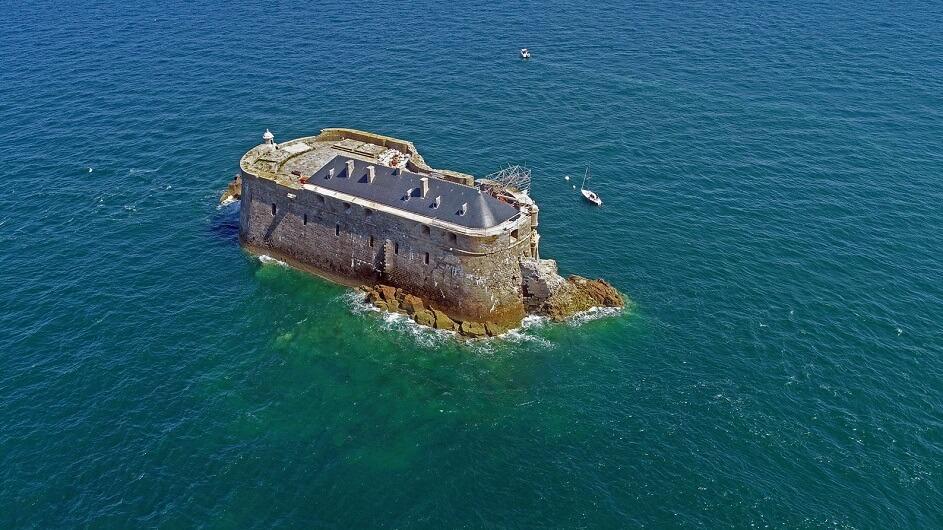 Fort de la Conchée – St Malo (35)