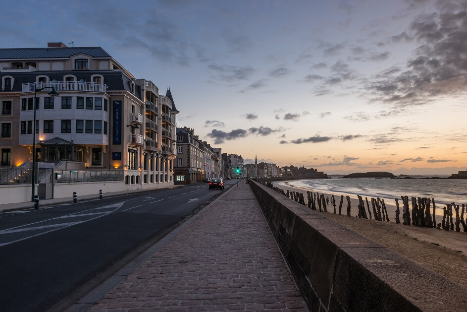 Résidence Le Nouveau Monde – St Malo (35)