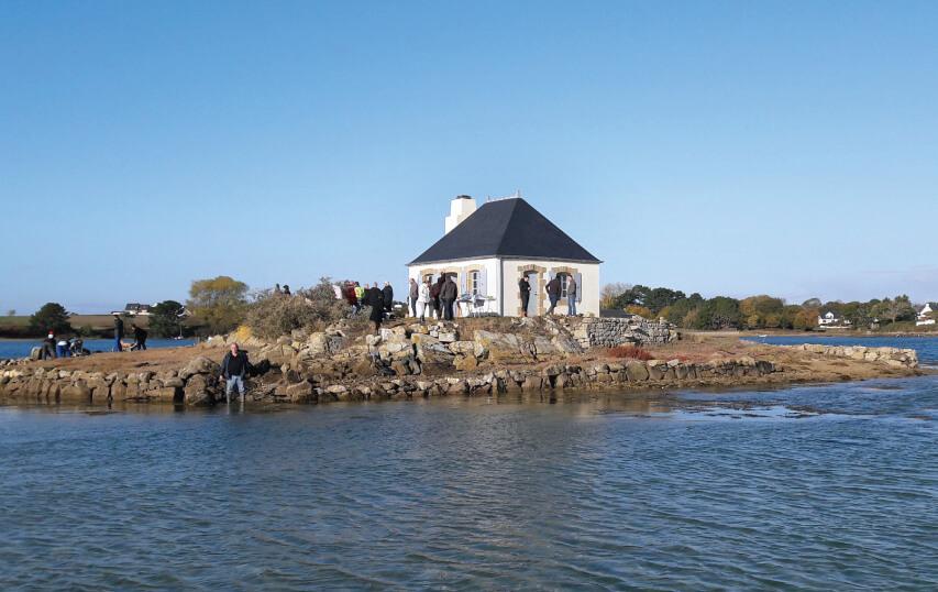 L'île du Nohic (56)