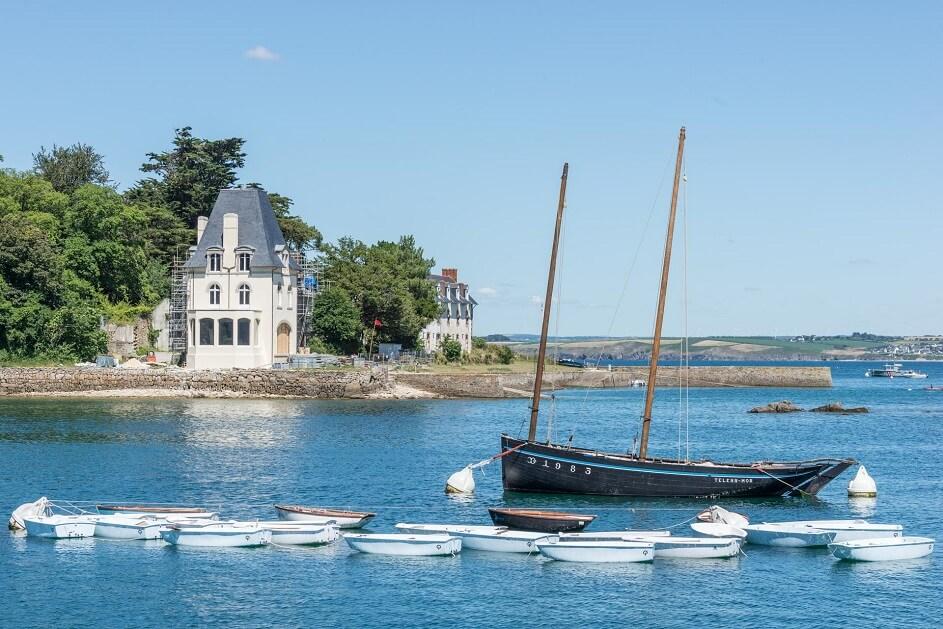Maison du gardien de l'Île Tristan – Douarnenez (29)