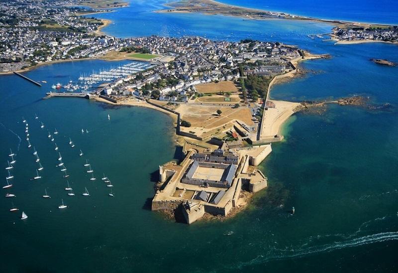La Citadelle Militaire de Port-Louis