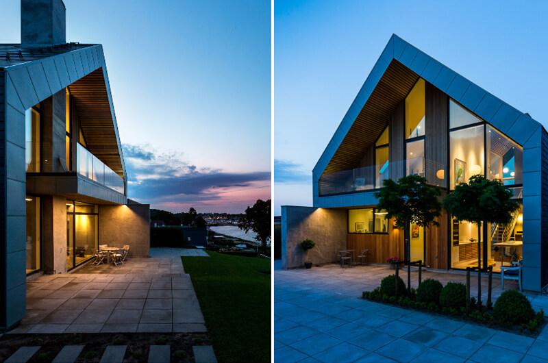 N+P Arkitektur project Villa P