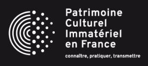 patrimoine culturel immateriel france logo