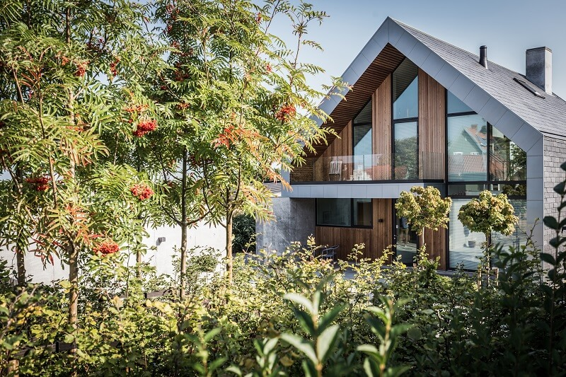 Villa P Danish and Scandinavian architecture