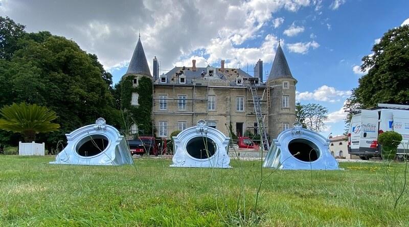 Château privée