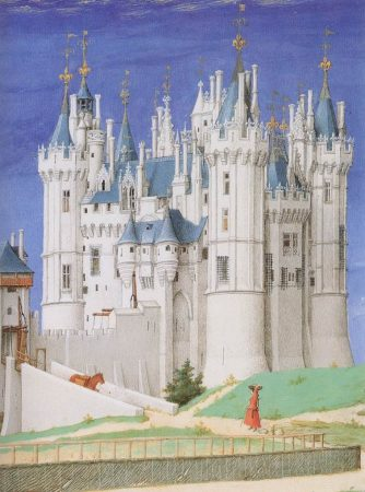chateau saumur france