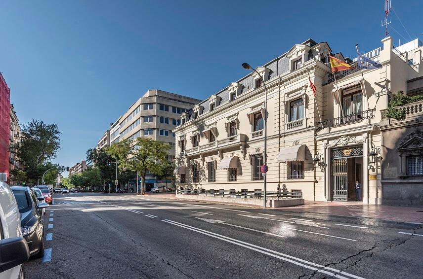sede de la delegación del gobierno en Madrid