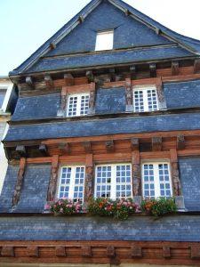 facade maison du chal carhaix