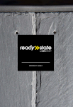 readyslate product sheet