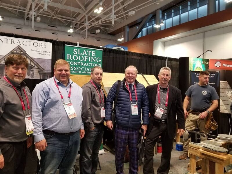 slate roofing contractors association of north america inc