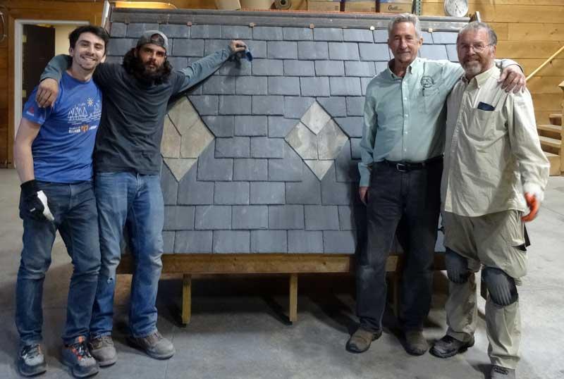 training slate roof repair srca