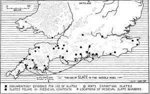 map-quarrying-slates-south-england-middle-ages