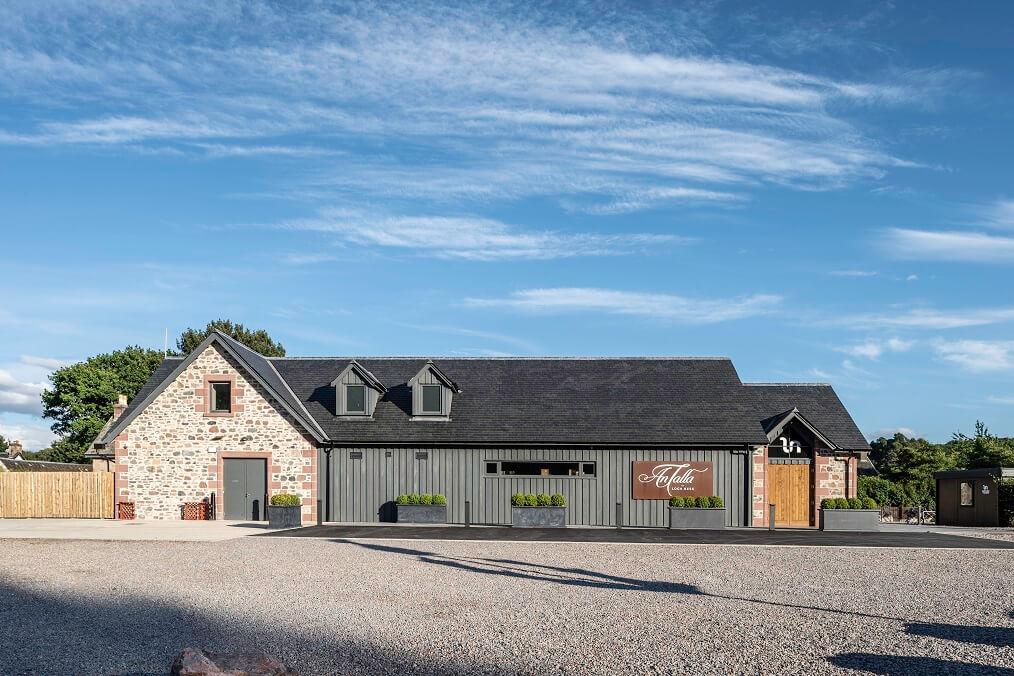 An Talla centre Scotland Loch ness