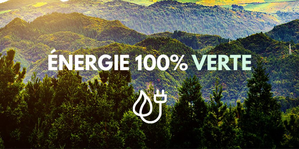 énergie renouvelable verte