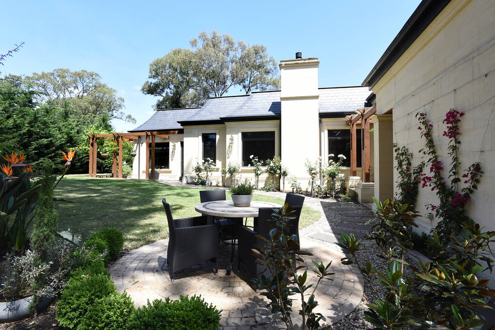 casa en australia templestowe