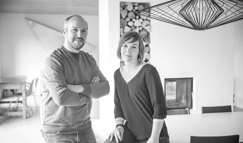 Julie Donot et Philippe Coupain