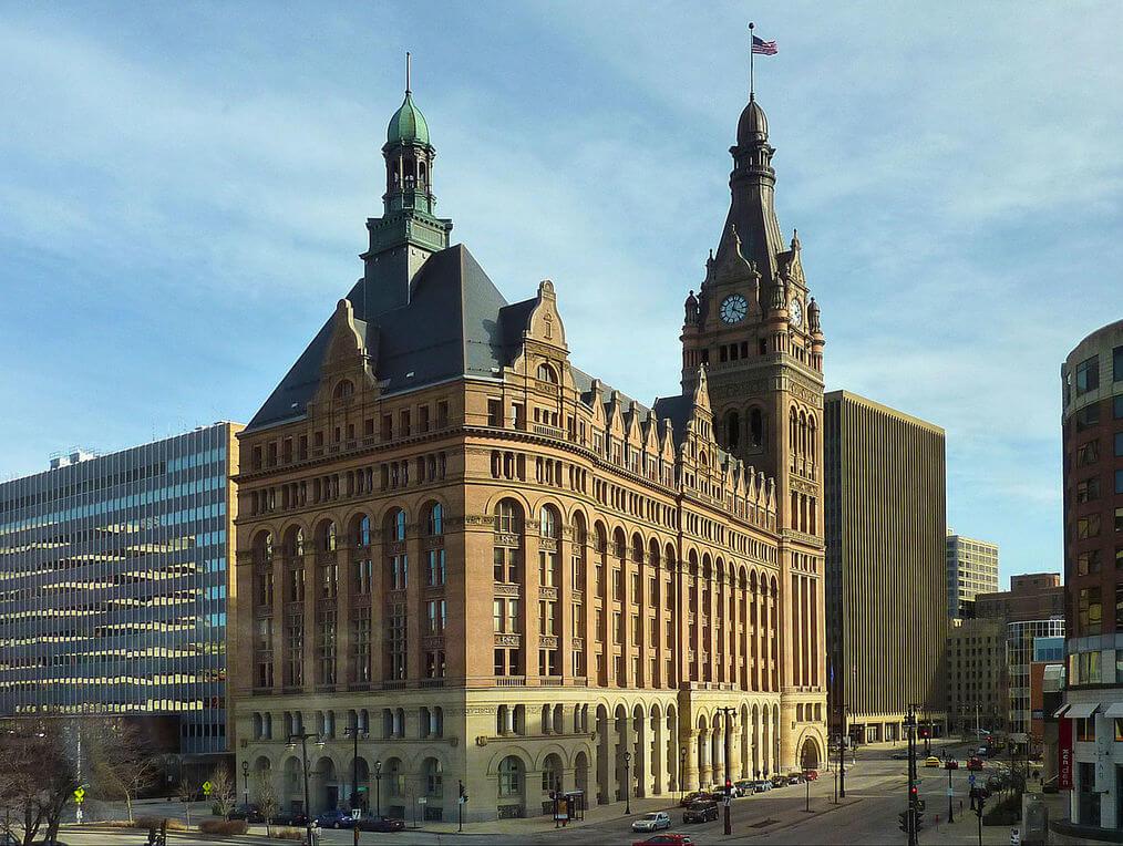 Ayuntamiento de Milwaukee (USA)
