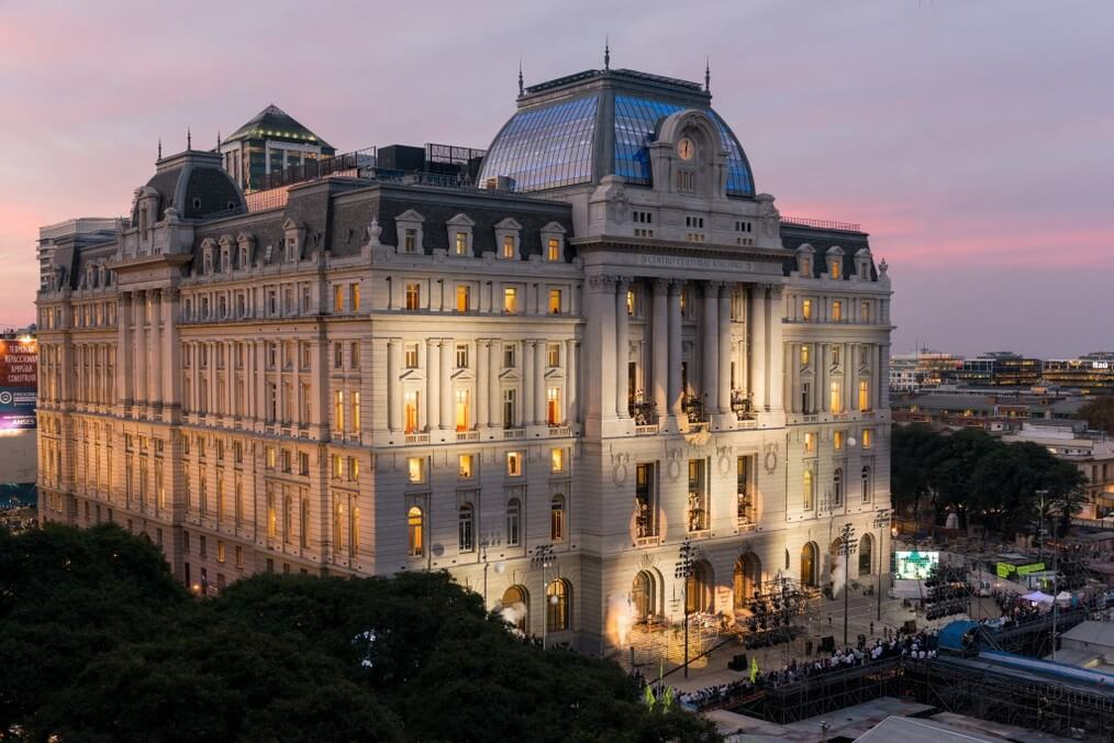 palacio de correos buenos aires argentina