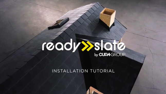 ready slate installation