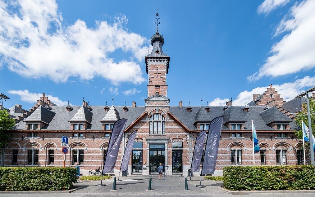 hotel van der valk Bélgica