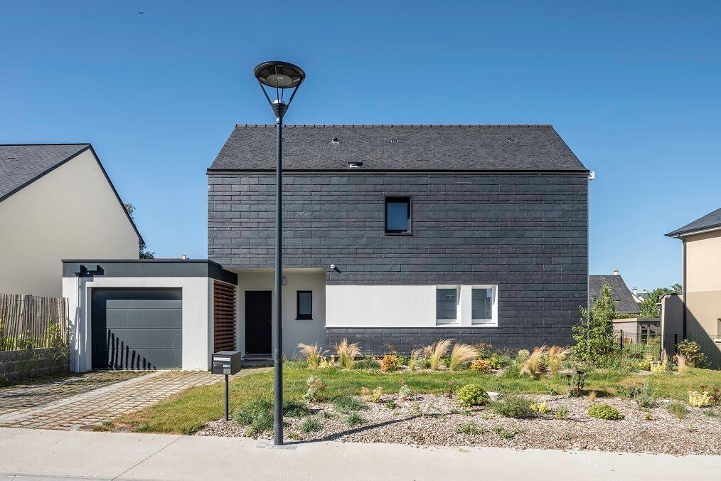 maison passive à Avrillé France