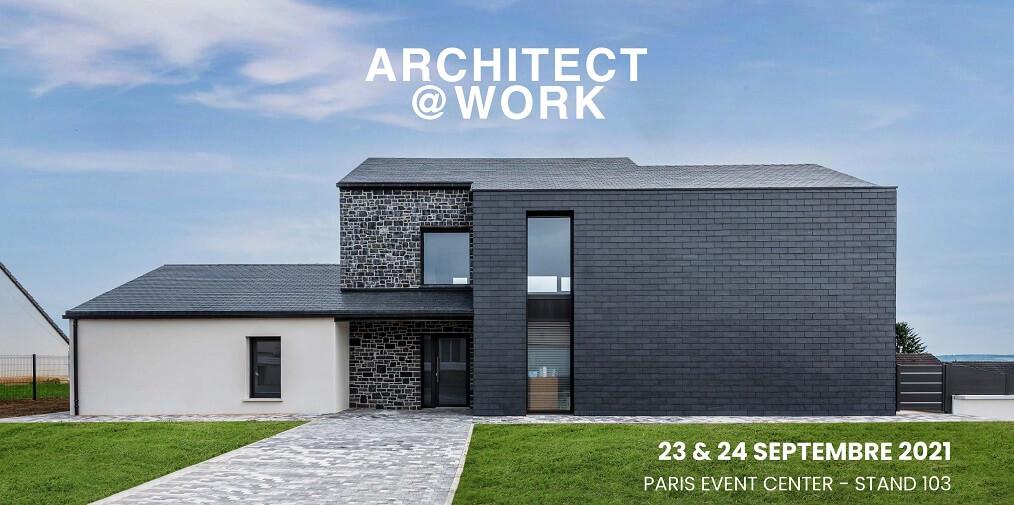 architect at work 2021 Paris
