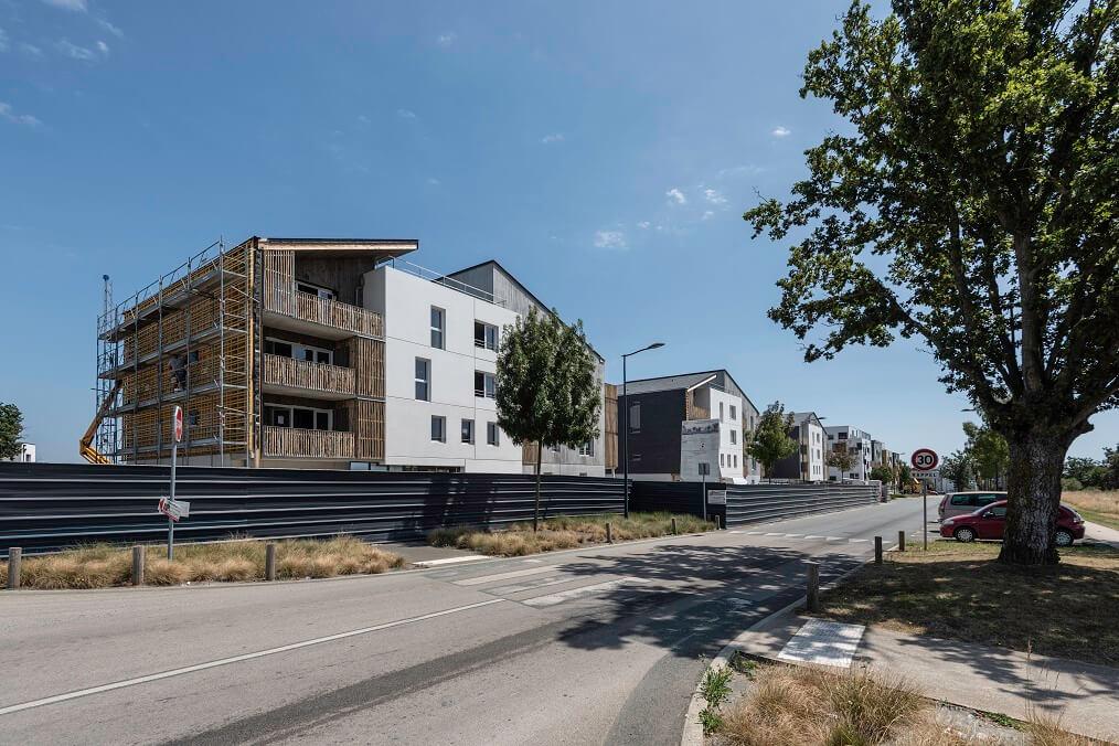rehabilitación fachadas viviendas