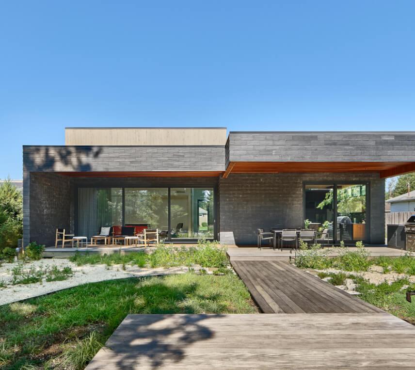 Richard Pedranti Architect Passive House standard.