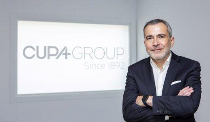 Javier Fernández CEO de Cupa Group