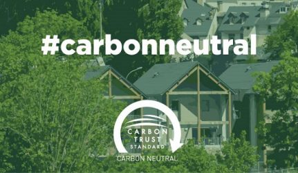 empresa neutra en carbono