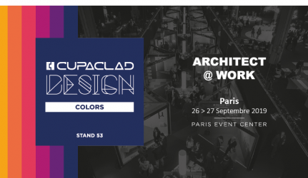 cupaclad-architect at work paris 2019