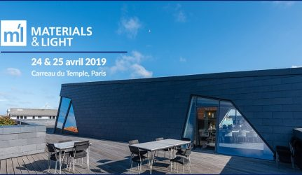 CUPACLAD au salon Materials & Light 2019