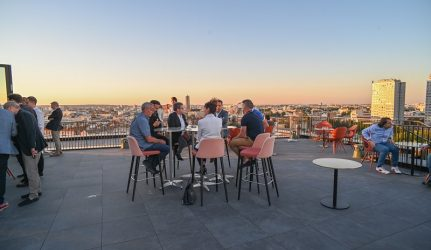 Evènement Rooftop summer party Toits de Paris
