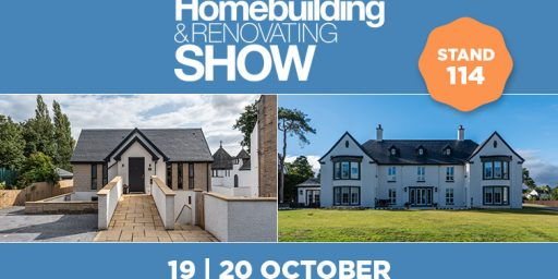Homebuilding & Renovating Show Edinburgh 19