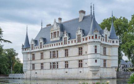 monument-historique chateau azay le rideau