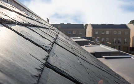 slate roof in the uk