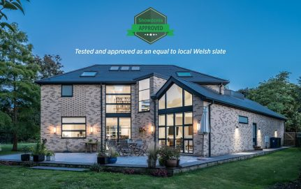 Snowdonia approved status for CUPA 12 slate