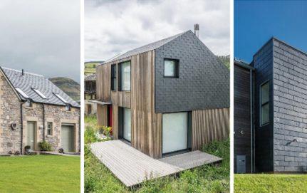 types de facades logements
